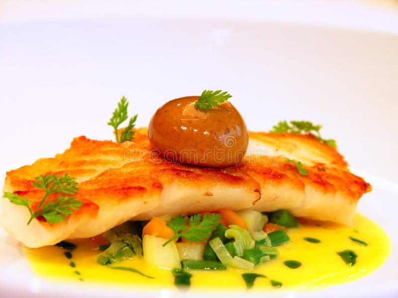 äta middag bötfälla för maträtt fotografering för bildbyråer