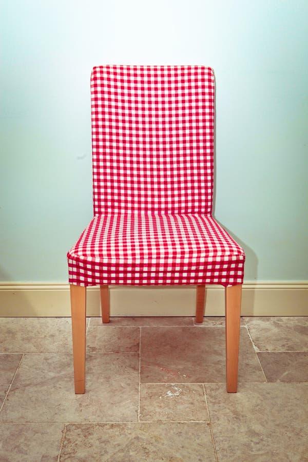 Äta middag stol royaltyfri foto