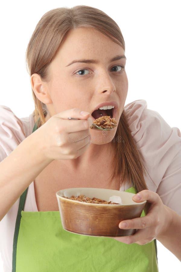 äta som är sunt arkivfoto