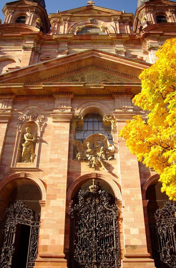 Hauben Der Christ-Kirche In Mannheim, Deutschland