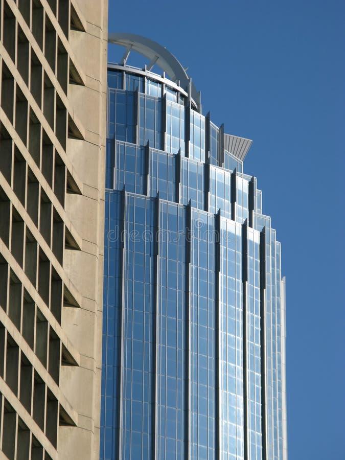 Äußeres der modernen Gebäude stockfoto