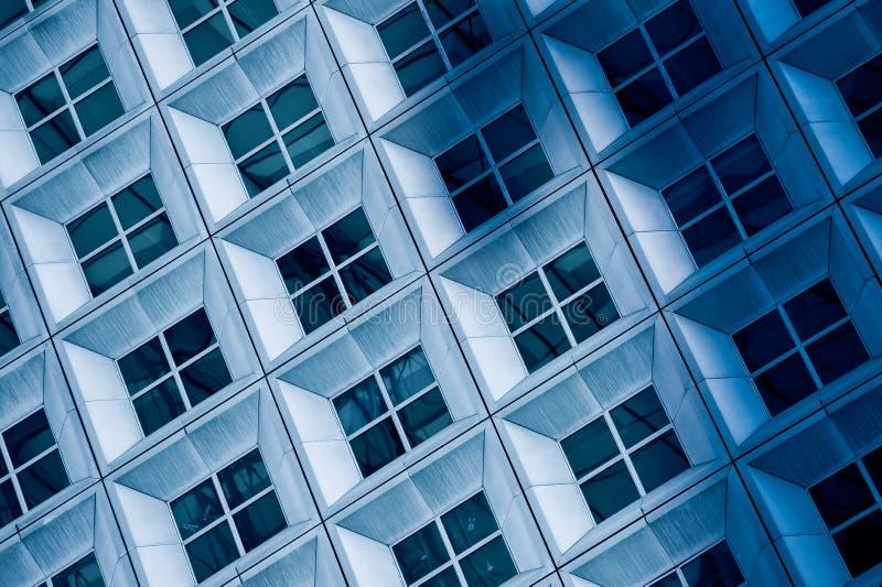 Äußeres des Geschäftsgebäudes lizenzfreie stockfotos