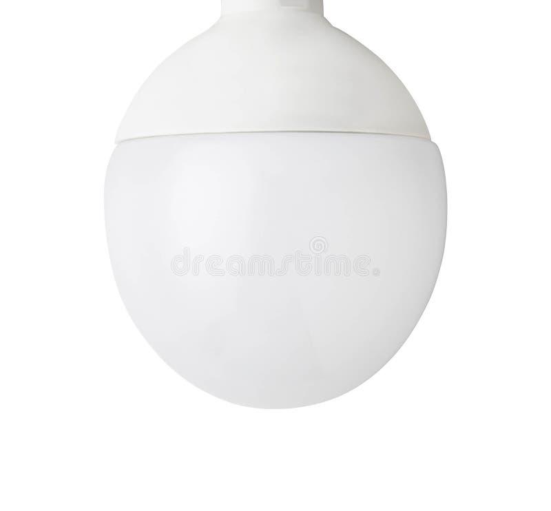 Äußeres Lampenhängen lizenzfreie stockbilder