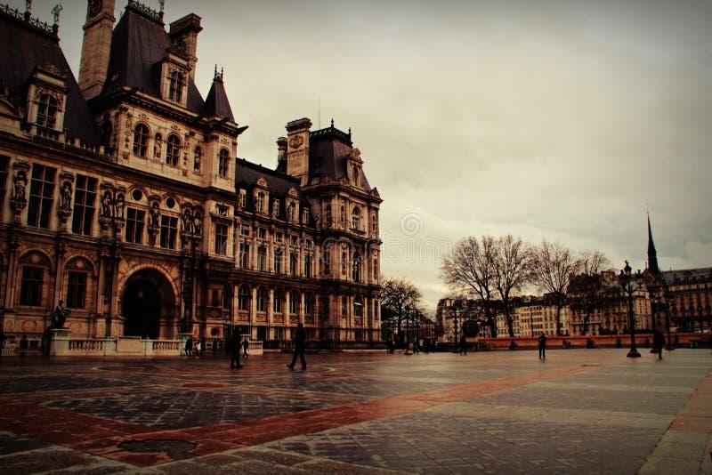 巴黎1 免版税图库摄影