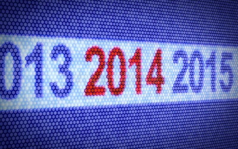 2014年 向量例证