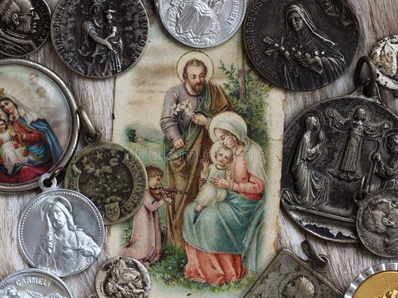 圣经的图 免版税图库摄影