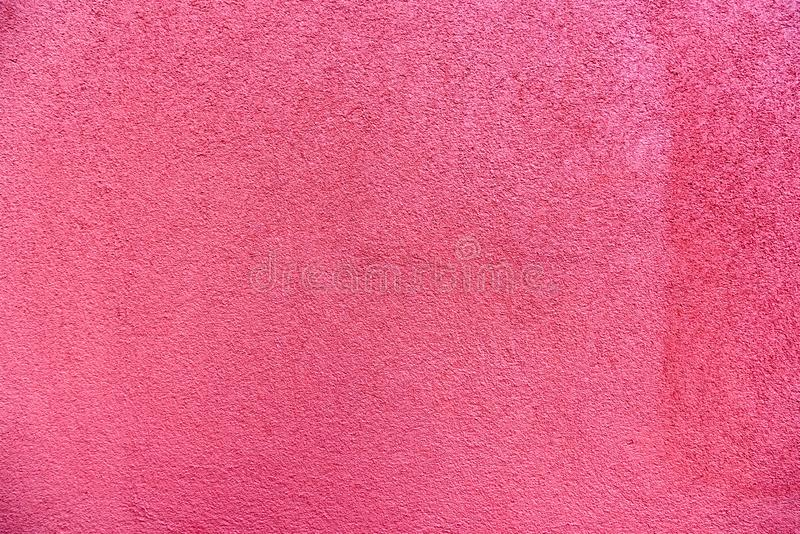 在特写镜头的新的玫瑰色的门面 免版税库存图片