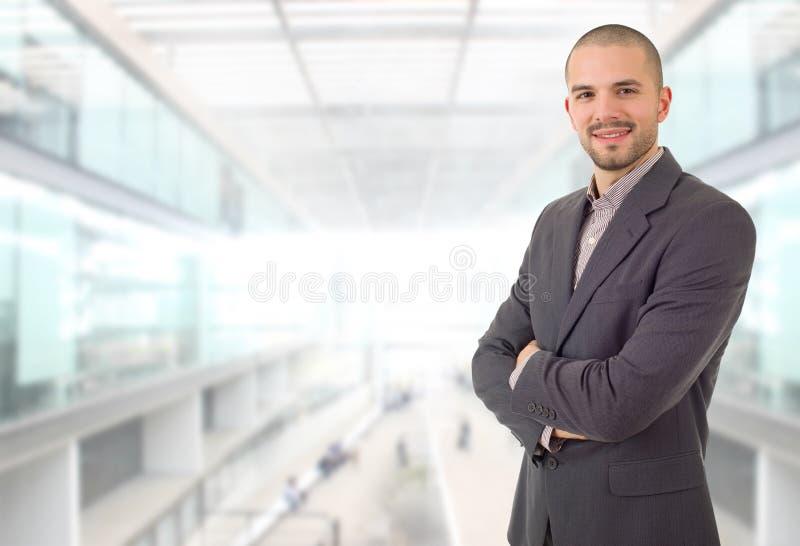 在白色的背景商业查出的人 免版税图库摄影