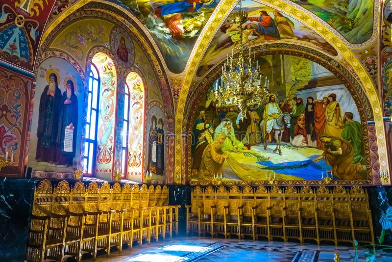 切尔诺夫策Banchensky修道院22 免版税图库摄影