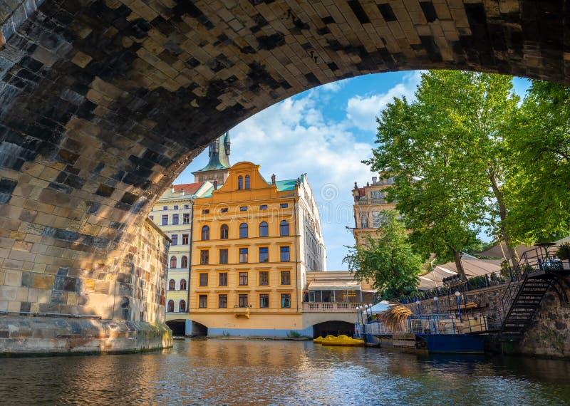 Łuk Charles most zdjęcie stock