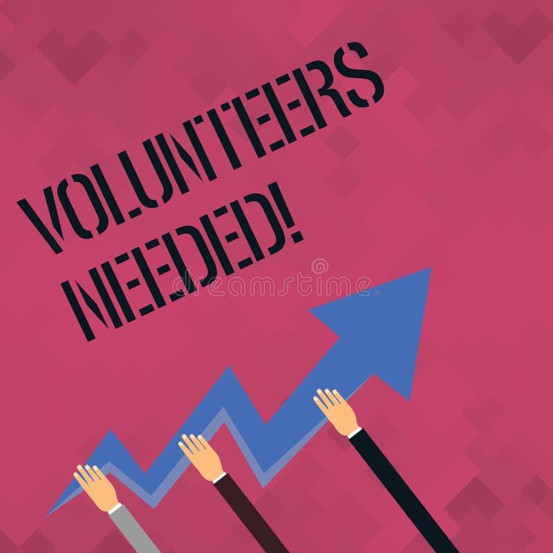 写文本志愿者的词需要 社会公共慈善志愿主义的企业概念 皇族释放例证