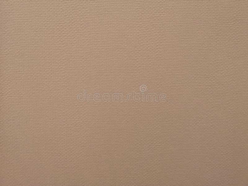 Ściennego deseniowego tapetowego materialnego tła brązu koloru Szorstka powierzchnia zdjęcia stock
