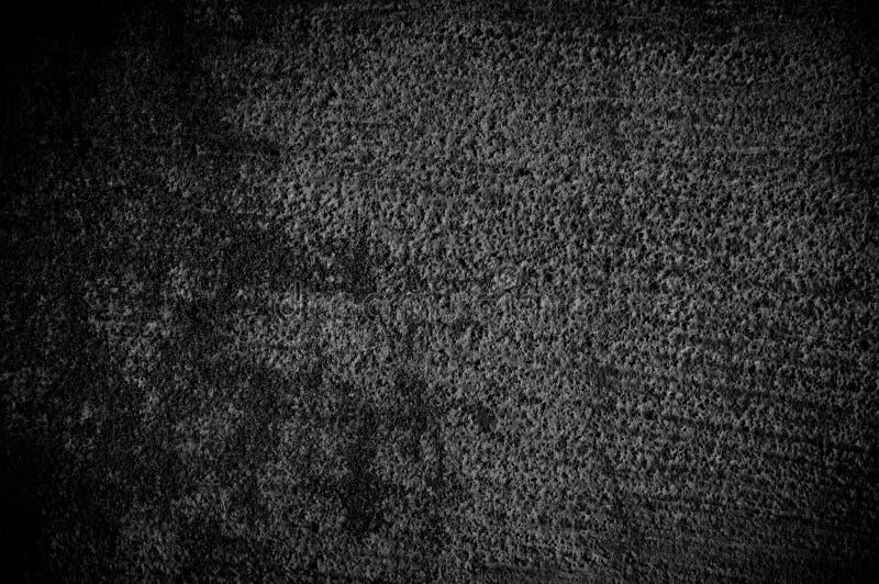 Ściennego panelu grunge czerń, zmroku popielaty beton z lekkim tłem Brudny, pyle popielaty, czerni ściany betonu tła teksturo o i zdjęcie stock