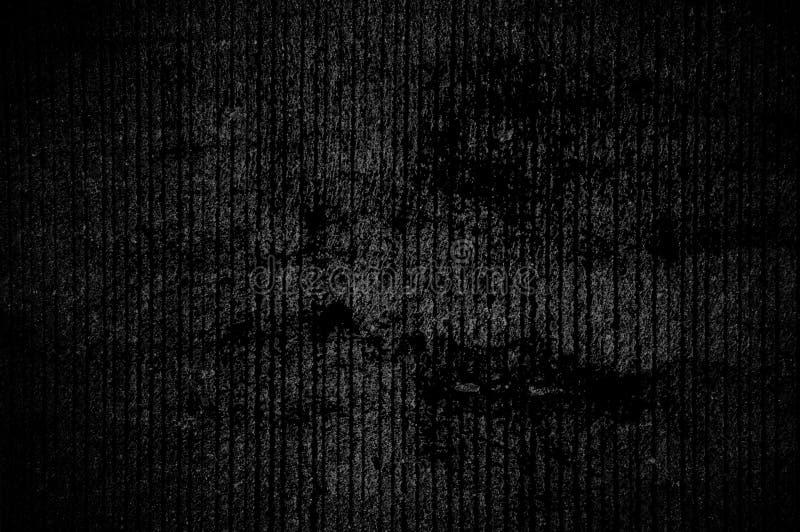 Ściennego panelu grunge zmroku lub czerni popielaty beton z lekkim tłem Tło Brudny, odkurza czerni ściany betonu blackboard tekst zdjęcie royalty free