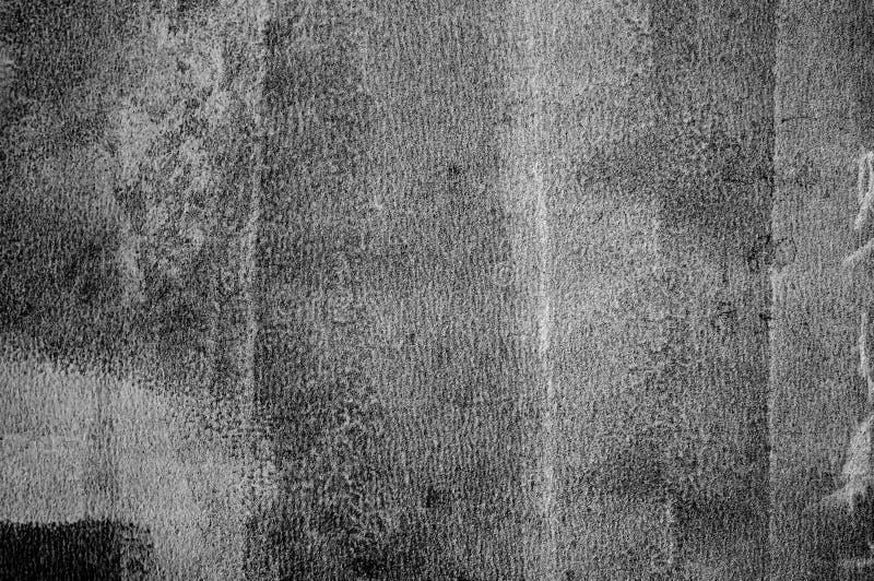 Ścienny grunge czerni beton z lekkim tłem Brudny, odkurza ściennego panelu betonu blackboard teksturę i bryzga białą kolor przest obrazy stock