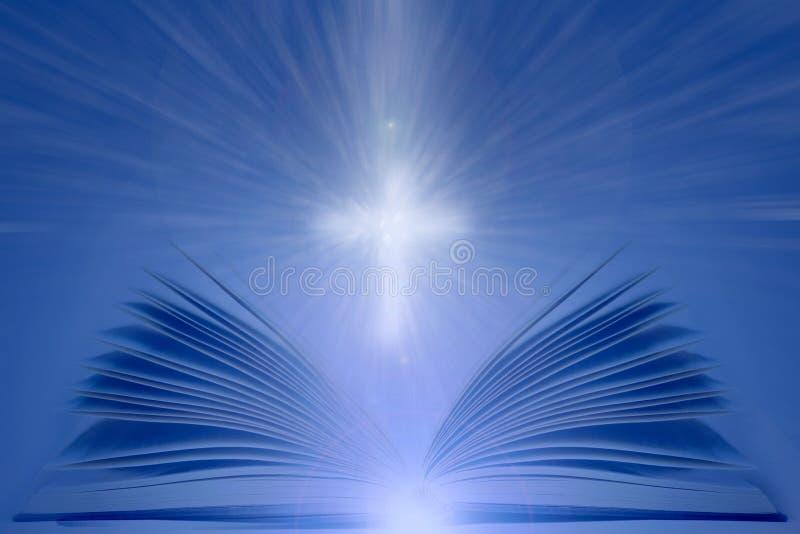 Świętej biblii tło zdjęcie stock