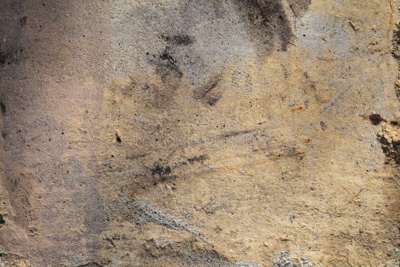 Åldrig textur för grungeväggyttersida i bra villkor royaltyfri fotografi