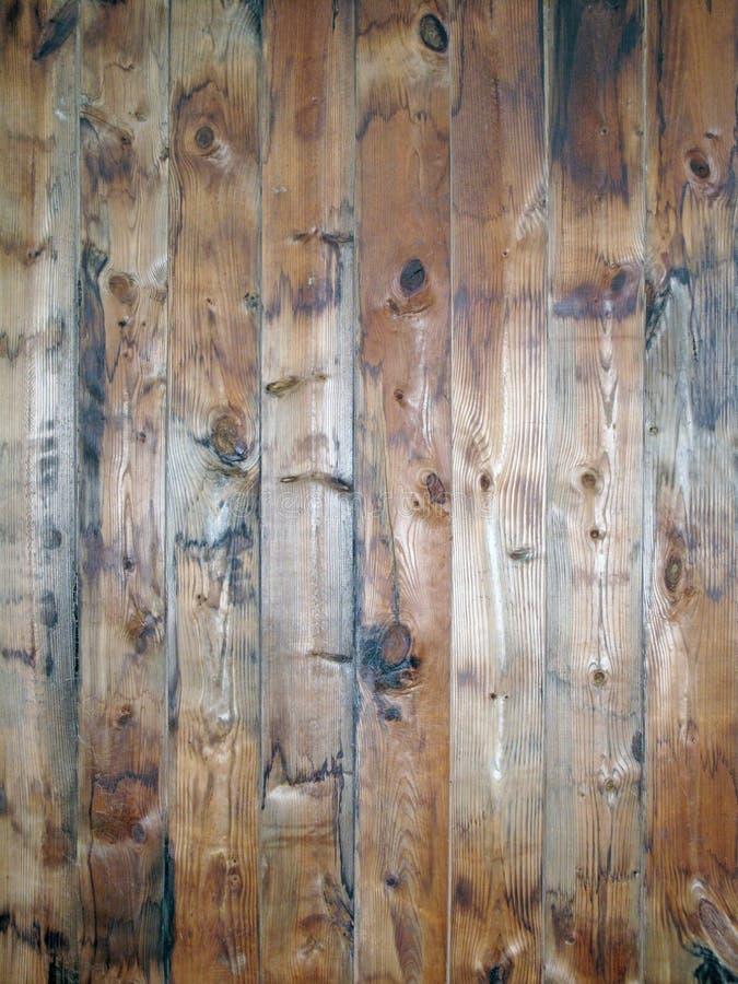 Åldriga träbräden arkivfoton