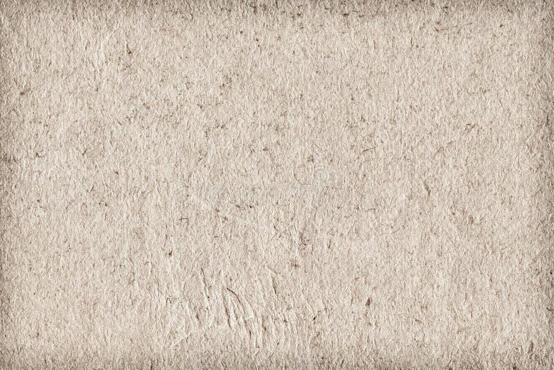 Återanvänd pappers- av den vita extra för karaktärsteckningGrunge för grovt korn prövkopian för textur royaltyfria foton