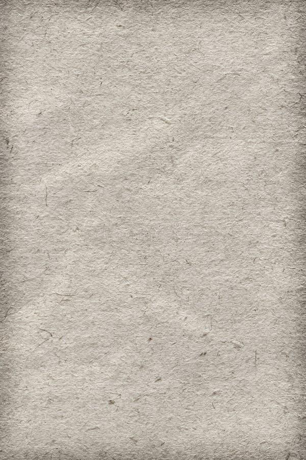 Återanvänd pappers- av den vita extra för karaktärsteckningGrunge för grovt korn skrynkliga prövkopian för textur royaltyfri foto
