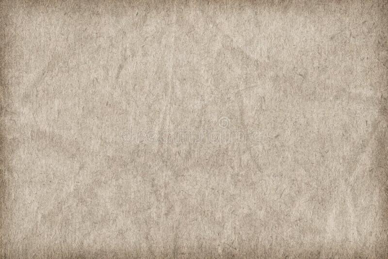 Återanvänd pappers- av vit för karaktärsteckningGrunge för grovt korn skrynklig textur arkivfoton
