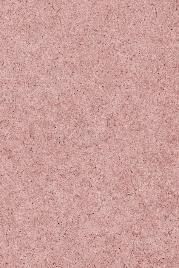 Återanvänd pappers- extra grova Pale Pink Grunge Texture arkivfoton