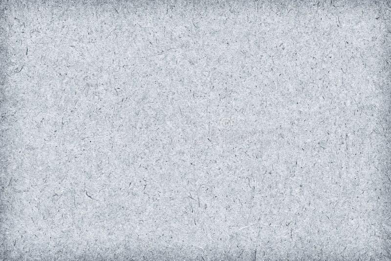 Återanvänd pappers- ljus textur för Grunge för karaktärsteckningen för grovt korn för pulverblått extra royaltyfri fotografi