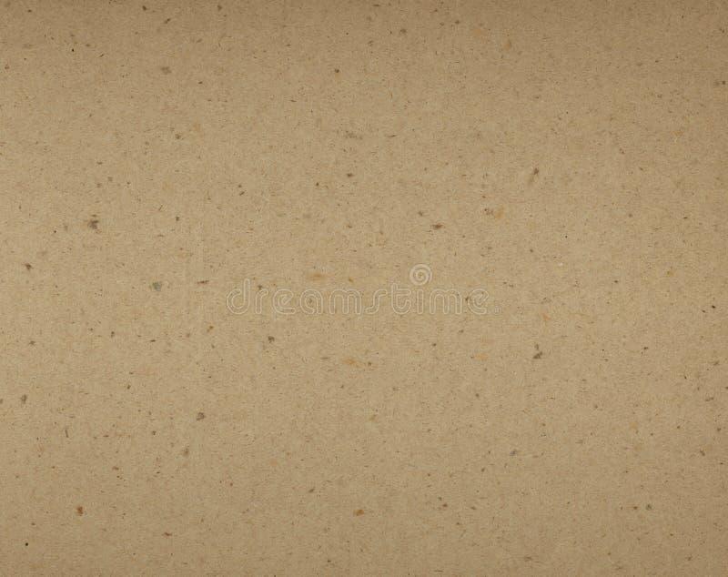 återanvänt brunt papper royaltyfria bilder