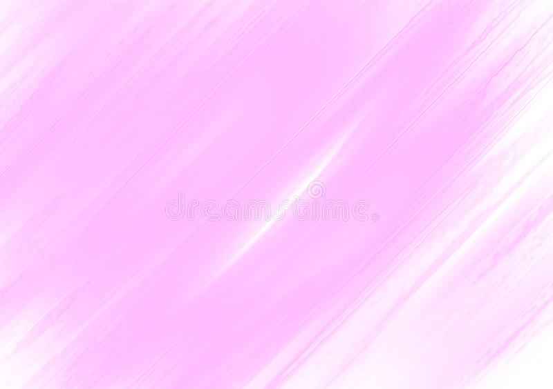 桃红色刷子冲程背景墙纸设计 免版税库存图片