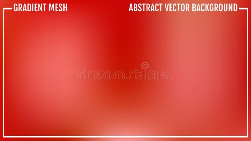 梯度红色抽象背景 10 eps例证盾向量 皇族释放例证