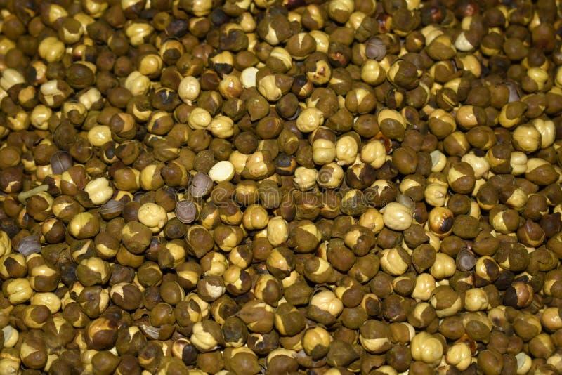 油煎的克面粉,盐味的食物,嘎吱咬嚼,叫作印度的时间过去 免版税库存图片