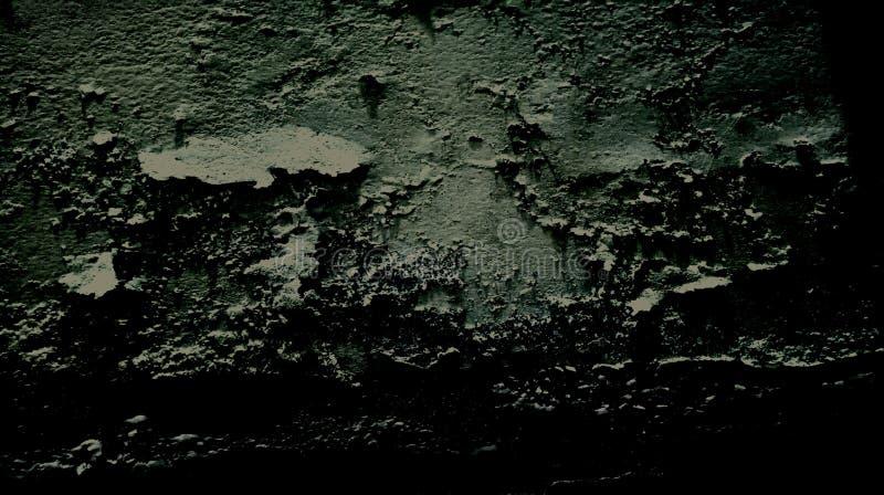 深黑色难看的东西昏暗的轻的墙壁织地不很细背景 库存图片
