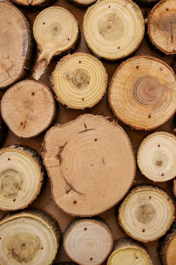 木房子作为背景 免版税库存图片