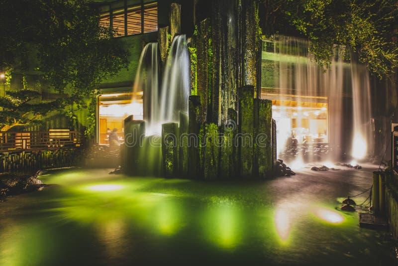 按喇叭戈公岛,2018年11月-南Lian庭院公园 免版税库存照片
