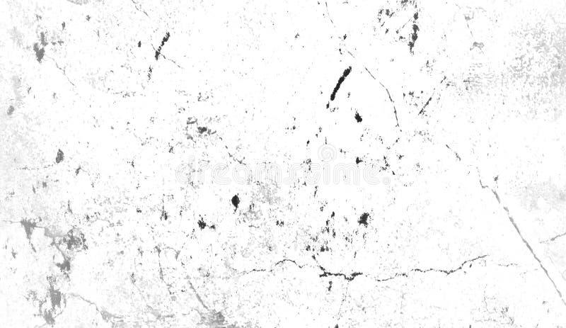 抓痕,芯片,磨损,老年迈的表面上的土纹理  老影片作用覆盖物 向量例证