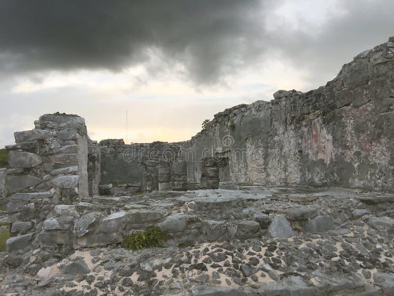 旅途通过墨西哥湾 免版税库存照片