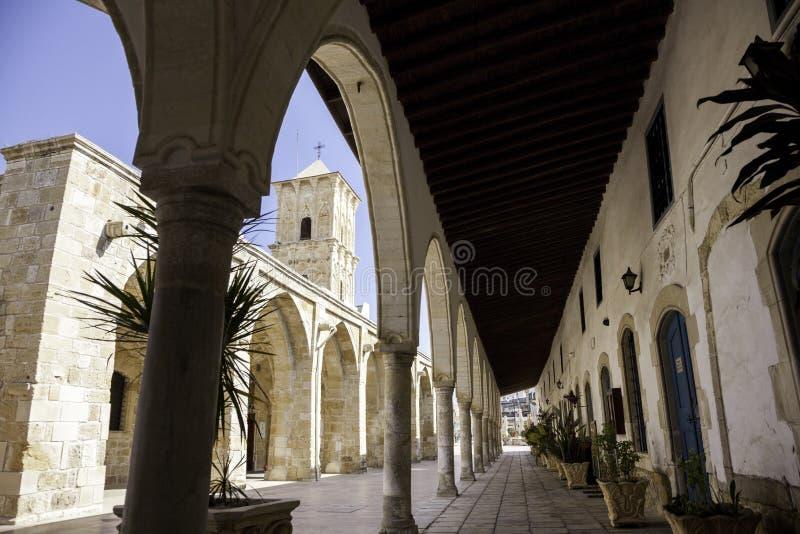 教会拉撒路圣徒 图库摄影
