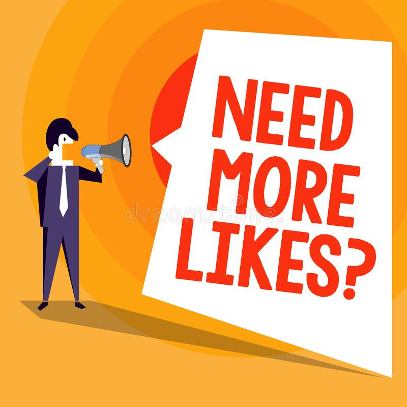 更写文本需要Likesquestion的词 Improve伸手可及的距离广告营销SEO行销的企业概念改善 皇族释放例证