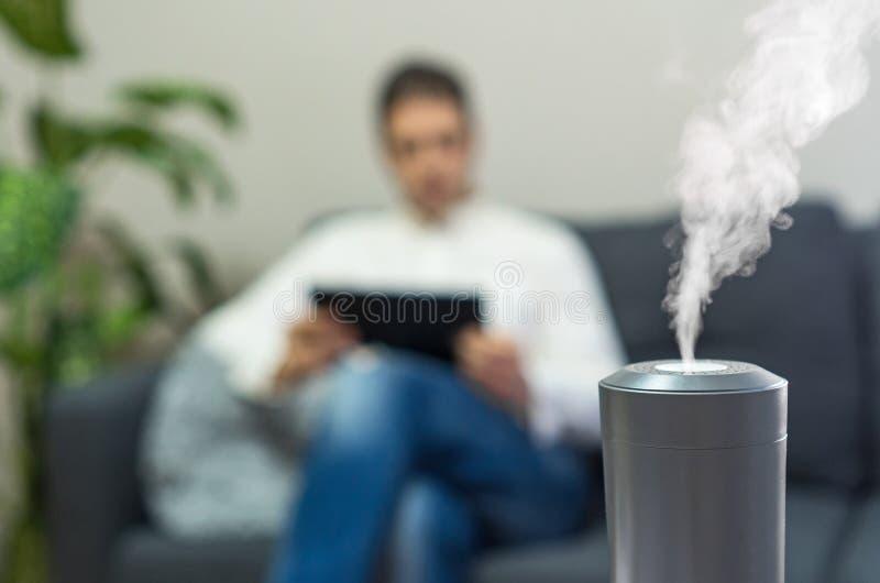 空气润湿器 免版税库存图片
