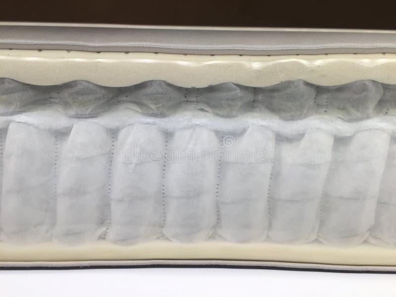 空白床垫 免版税库存图片