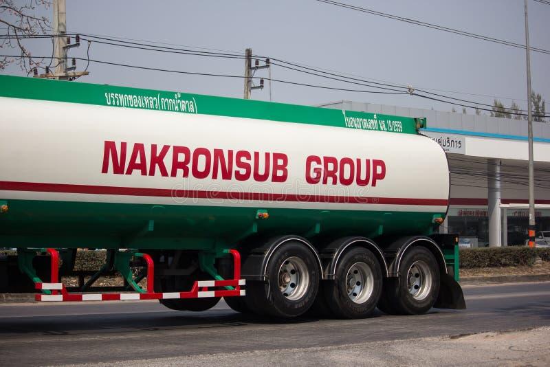 糖浆NAKRONSUB Company槽车  库存图片