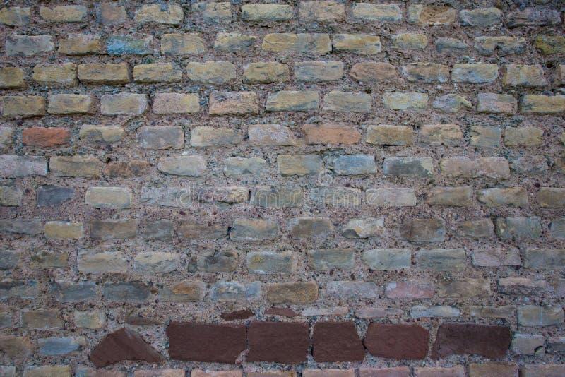 石工老墙壁 免版税库存图片