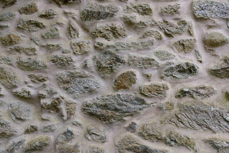 石关闭墙壁,背景,纹理 免版税图库摄影