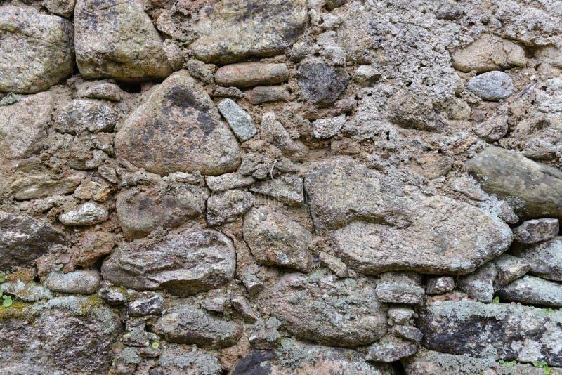 石关闭墙壁,背景,纹理 库存照片