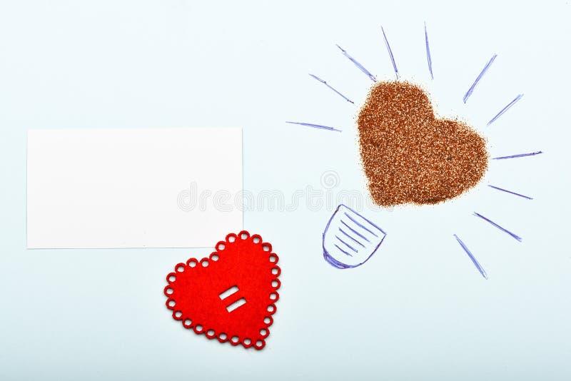 爱是最大的珍宝 浪漫问候 所有cmyk颜色日编辑可能的单元文件重点例证分别地分层了堆积模式打印准备好的s华伦泰 日重点例证查出爱言情s华伦泰白色 最小的被称呼的华伦泰 库存照片