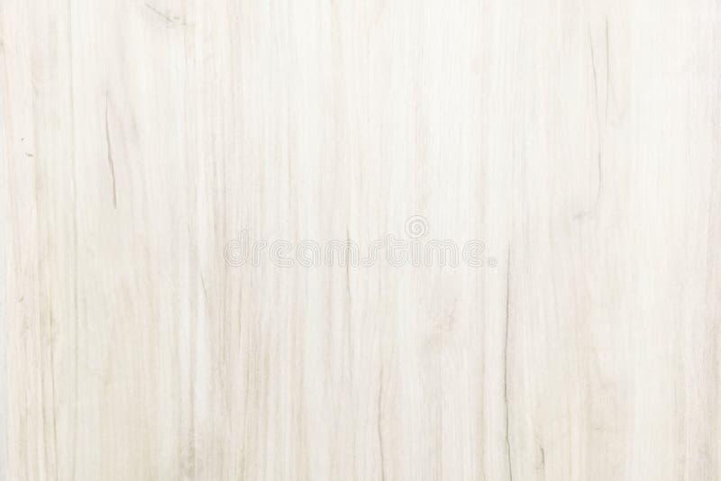 被洗涤的木头纹理,白色木抽象轻的背景 库存例证