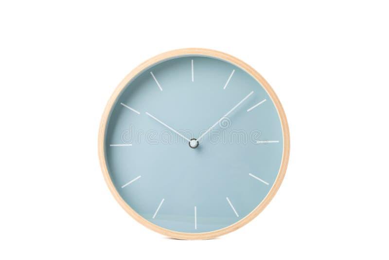 被隔绝的大美丽的时钟 库存照片