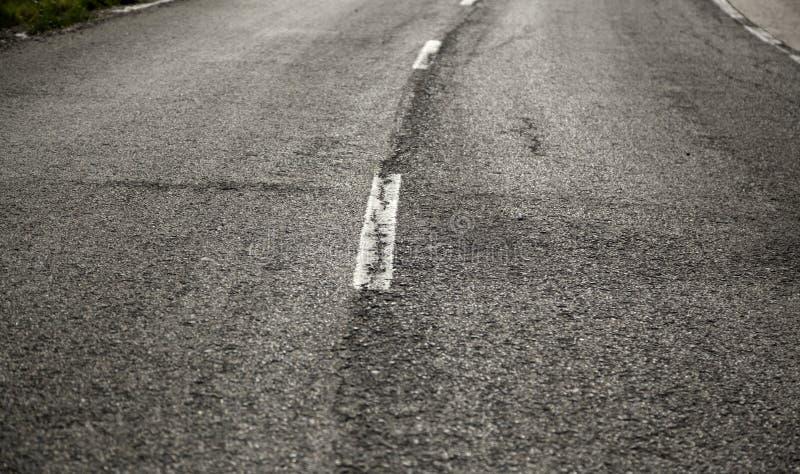 路漂移的纹理 图库摄影