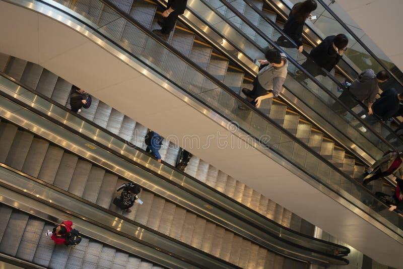 连卡佛购物中心 免版税库存图片
