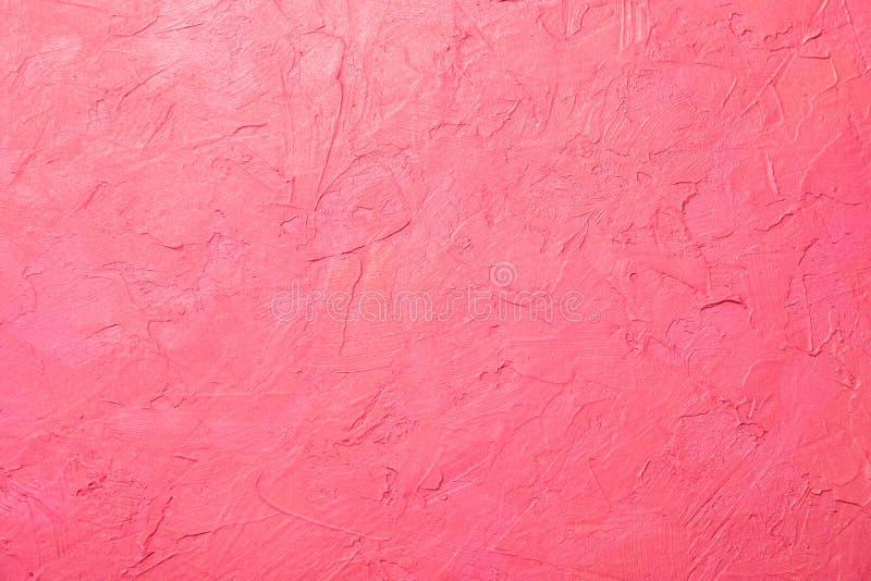 背景桃红色纹理 库存图片
